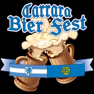 Carrara Bier Fest logo