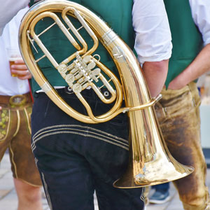 Alla Carrara Bier Fest non mancheranno gli spettacoli e l'intrattenimento tipici bavaresi