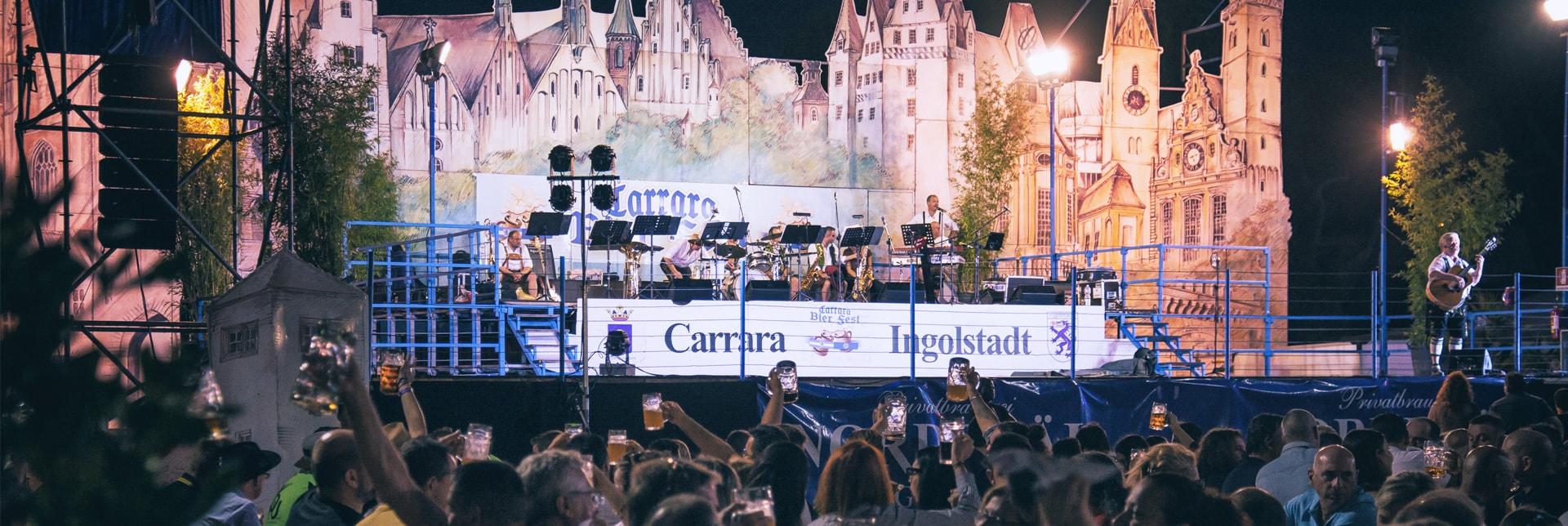 Carrara Bier Fest 2018