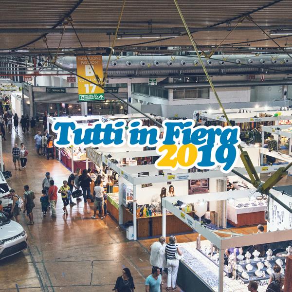 Tutti in Fiera, la grande mostra mercato di TC&T